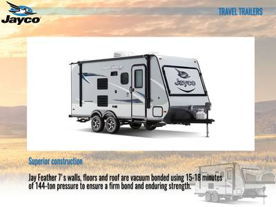 2017 Jayco Jay Feather 7 20XTG | Porters RV | Coos Bay, OR